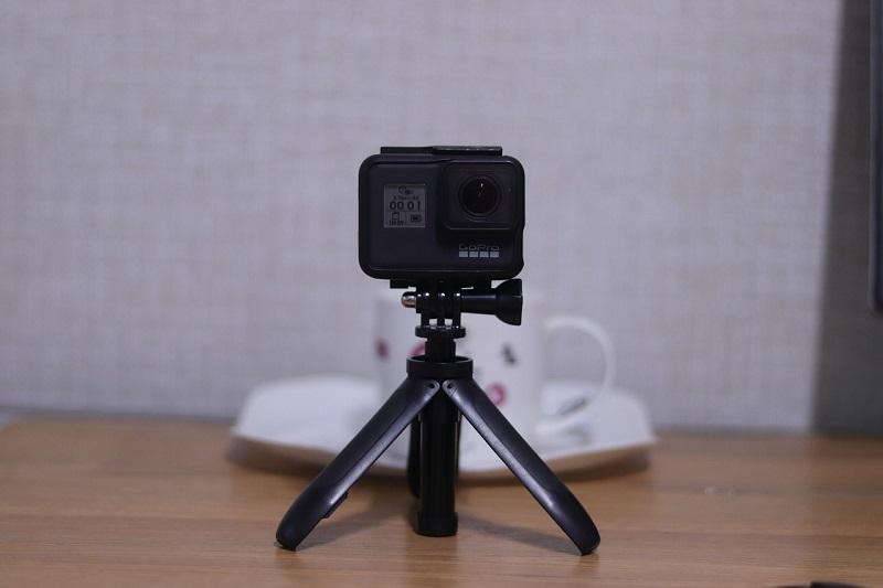 Videocamera o action camera
