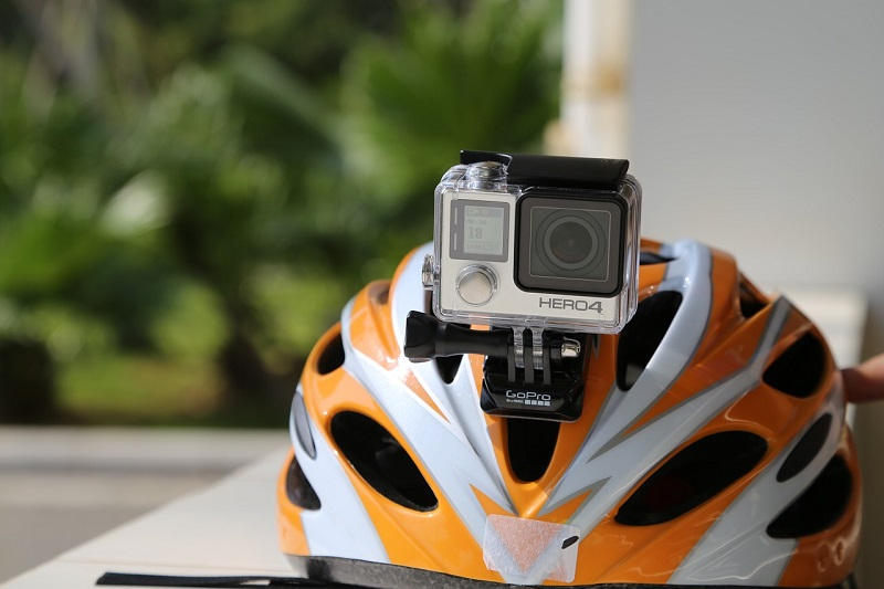 action camera alta qualità