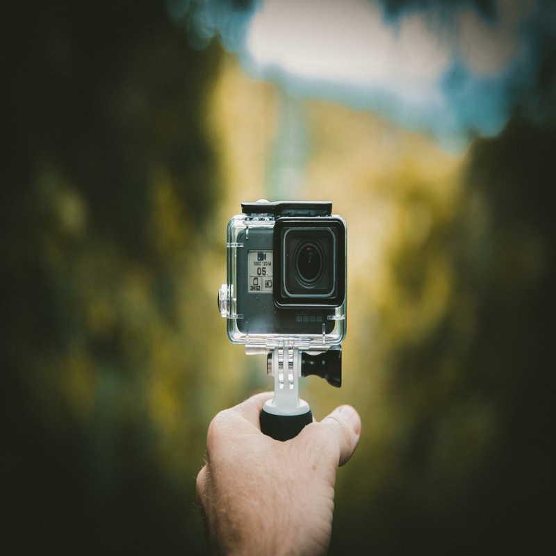 Migliori action cam dual screen