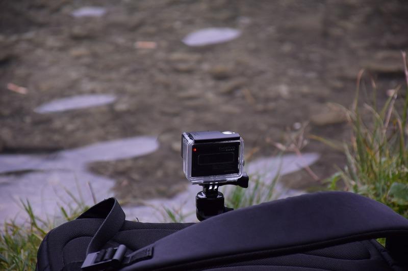 Come usare l'action camera per lo streaming usando la porta USB?