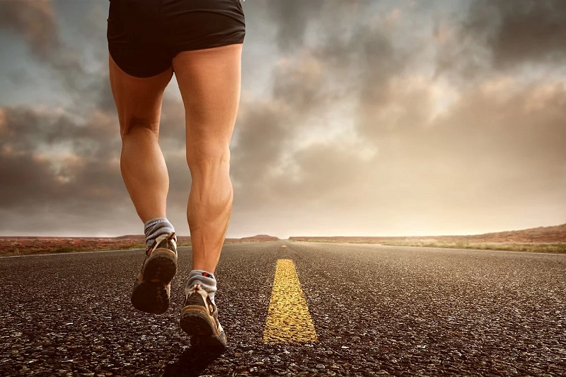 action cam per il running